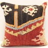 M1264 Handmade Turkish Kilim Pillow Cushion Cover