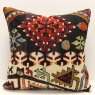 L664 Handmade Turkish Kilim Pillow Cushion Cover