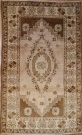 R3590 Handmade Turkish Ushak Carpet
