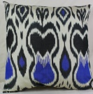 i35 Ikat Pillow cover