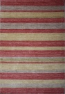 R3825 Indian Gabbeh Rug