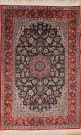 R9397 Isfahan Silk and Wool Persian Rug