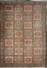 R5140 Antique Large Kayseri Carpet