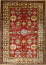 R8829 Kazak Traditional Wool  Rugs