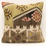 M334 Kilim cushion cover