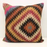XL390 Kilim Cushion Cover