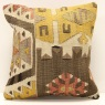 S406 Kilim Pillow Cover