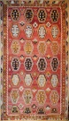 R7105 Beautiful Large Turkish Sarkisla Kilim Rug