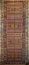 R7648 Large Antique Turkish Gomurgen Kilim Rugs