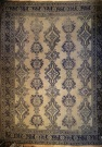 Large Antique Turkish Ushak Carpet R3373