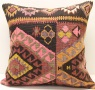 L636 Large Kilim Cushion Covers