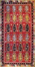 R6793 Large Sivas Turkish Kilim Rug