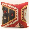 XL387 Large Turkish Kilim Cushion Cover