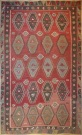 R7482 Large Turkish Kilim Rug