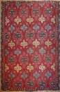 R7605 Large Turkish Sivas Sarkisla Kilim Rug