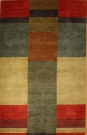 R3828 New Modern Indian Gabbeh Carpets