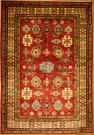 R6691 Decorative Handmade Kazak Carpet