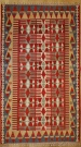 R5630 New Turkish Flat Weave Kilim Rugs