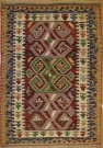 R6130 New Turkish Flat Weave Kilim Rugs