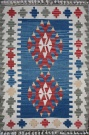 R4271 New Turkish Kayseri Kilim
