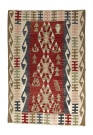 R5638 New Turkish Kayseri Kilim Rug