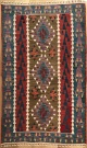 R8239 New Turkish Kilim Rug