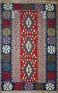 R8240 New Turkish Kilim Rug