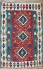 R8241 New Turkish Kilim Rug