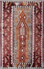 R6795 Old Turkish Kilim