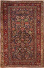 F888 Persian Antique Bijar Carpet