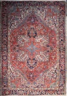 F814 Persian Heriz Carpet