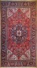R6015 Persian Heriz Carpet