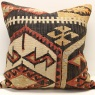 XL251 Persian Kilim Cushion Cover