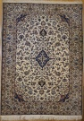 R9209 Persian Silk and wool Nain Rugs