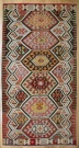 R8153 Rug Store Beautiful Vintage Turkish Kilim Rugs