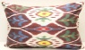 Silk Ikat Cushion Pillow Covers