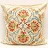 C40 Silk Suzani Cushion Cover