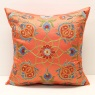 C58 Silk Suzani Cushion Cover