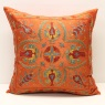 C69 Silk Suzani Cushion Cover