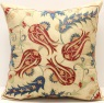 C39 Silk Suzani Cushion Cover