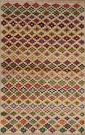 R8654 Traditional Afghan Rug