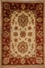 R8666 Traditional Afghan Rug