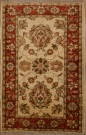 R8671 Traditional Afghan Rug