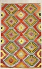 R3518 Turkish Afyon Kilim Rug