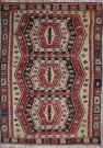 F798 Turkish Corum Kilim Rug