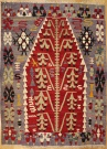 F325 Turkish Esme Kilim Rugs