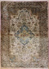 R7421 Turkish Kayseri Floss Silk Rug