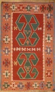 R4276 Turkish Kayseri Kilim Rug