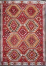 R5446 Antique Turkish Kilim Rugs