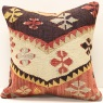 M300 Turkish Kilim Cushion Cover